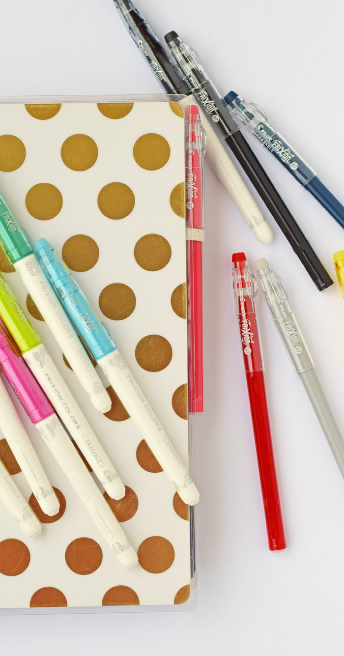 How to Make a Planner Pen Holder AD
