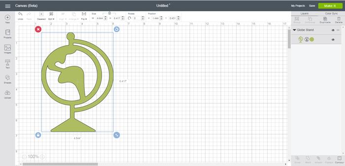 How to Splice in Cricut Design Space AD