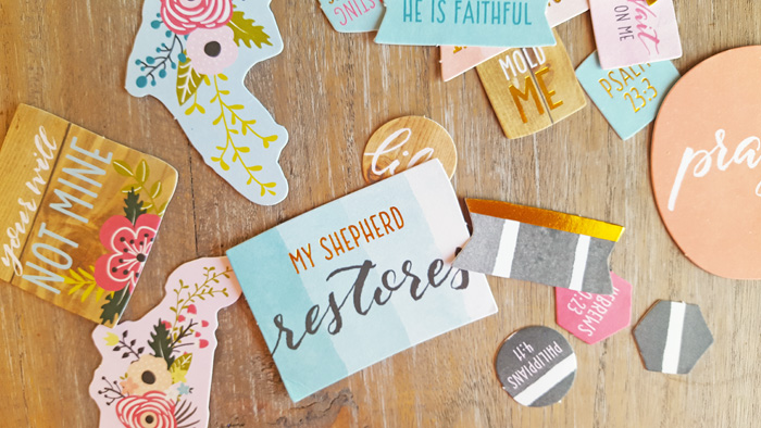 Persevere with the August Illustrated Faith Kit AD