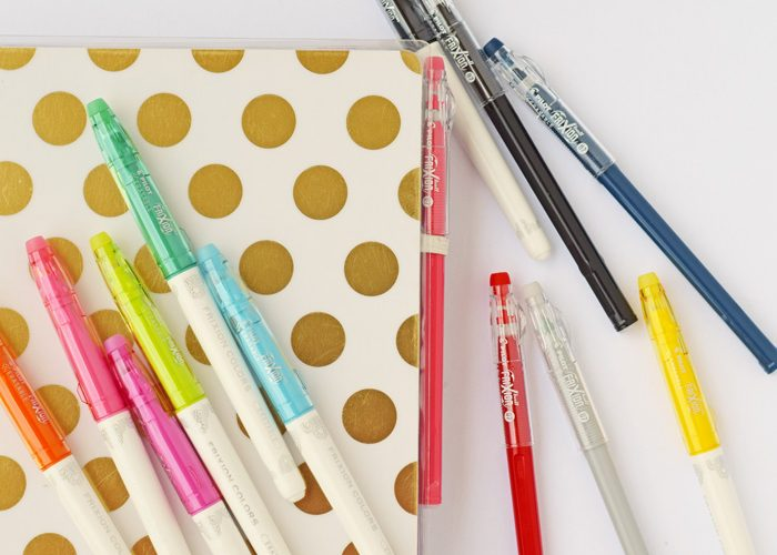 How to Make a Planner Pen Holder