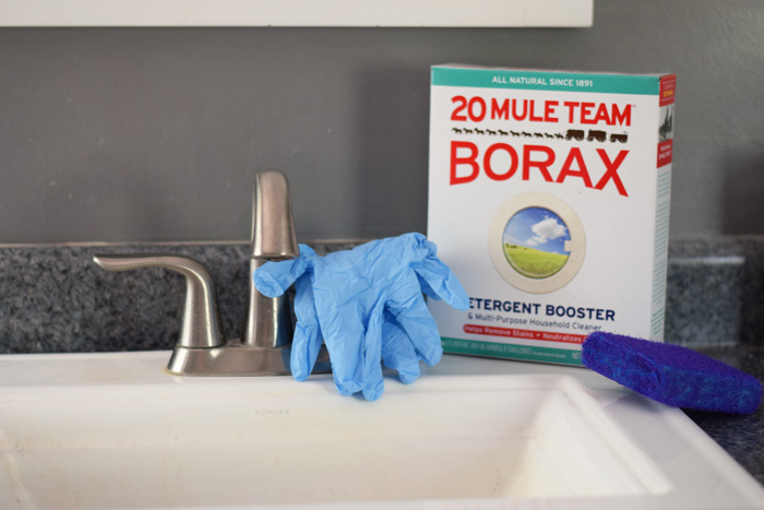 Removing Hard Water Stains from Bathroom Sinks AD