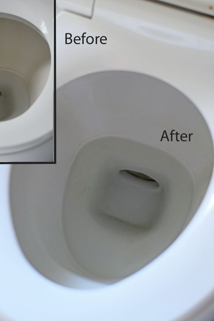 rid to stains hard of water how remove tub get from