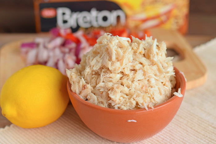 Crab Meat Appetizers for Backyard Entertaining AD