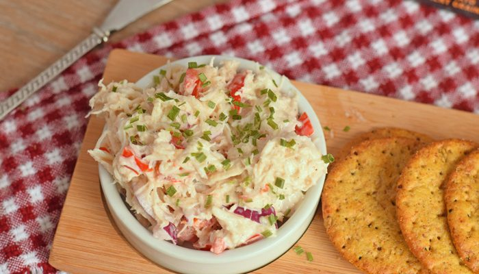 Crab Meat Appetizers for Backyard Entertaining