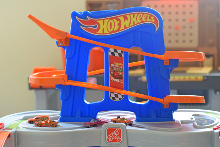 Step2 Hot Wheels™ Road Rally Raceway toy review AD