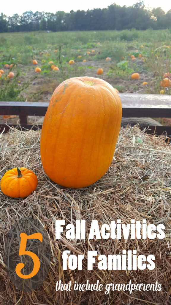 5 Fall Activities for Families (that include grandparents!) AD
