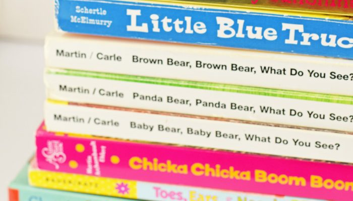 11 Board Books for Beginning Readers
