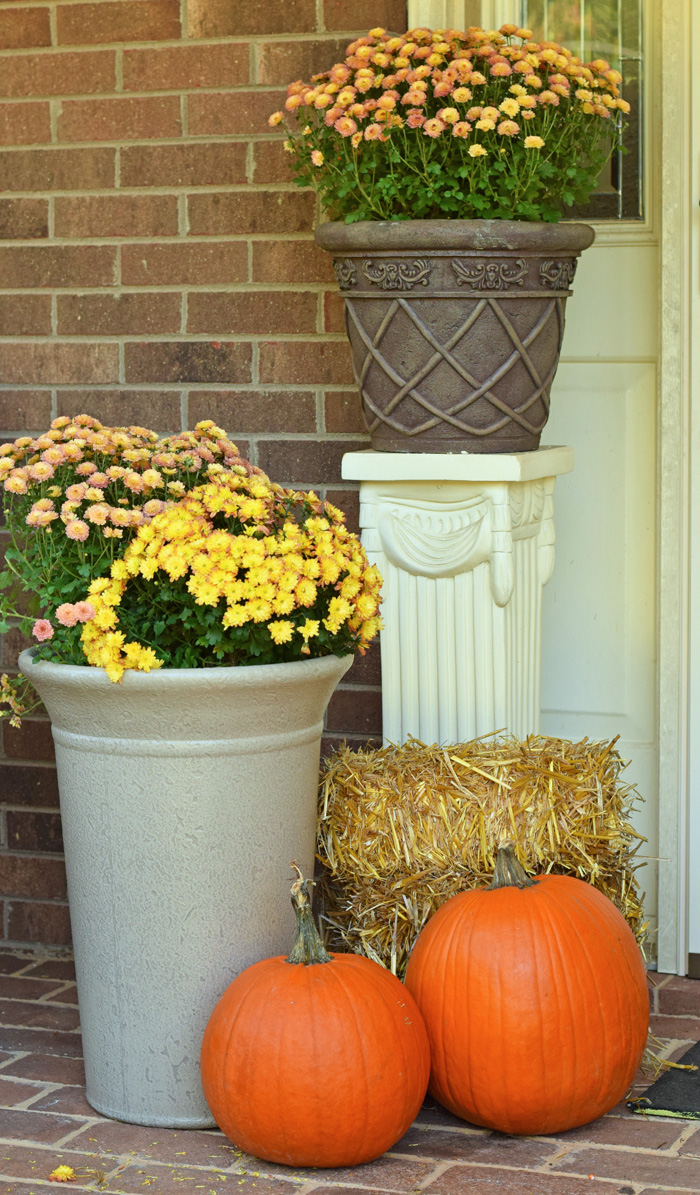 Fall Front Porch Reveal AD