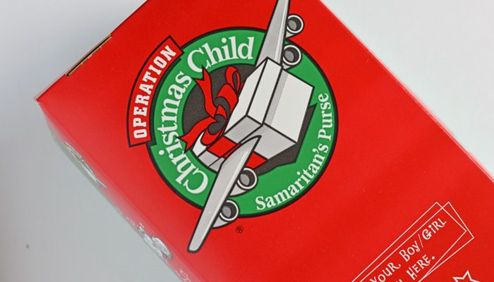 My Story: Packing an Operation Christmas Child Shoebox