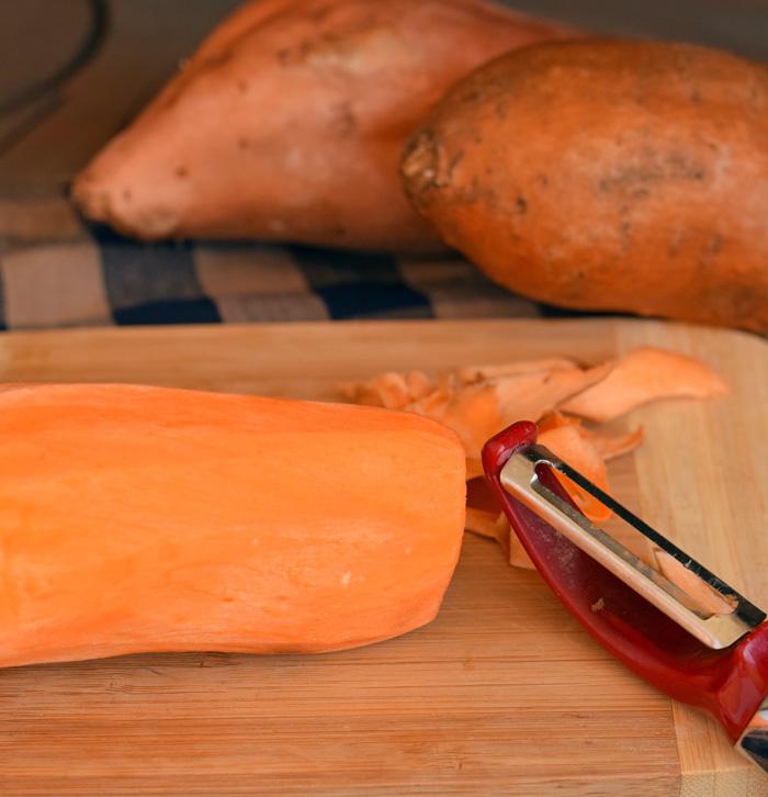 Sweet Potato Casserole AD
