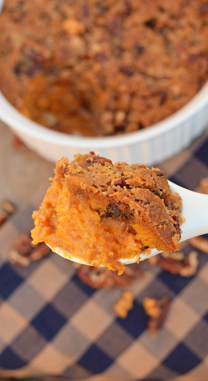 Sweet Potato Casserole AD
