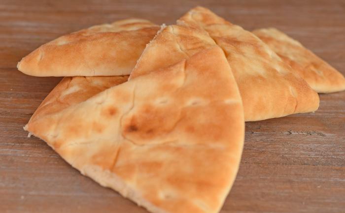 Easy Pita Crackers AD