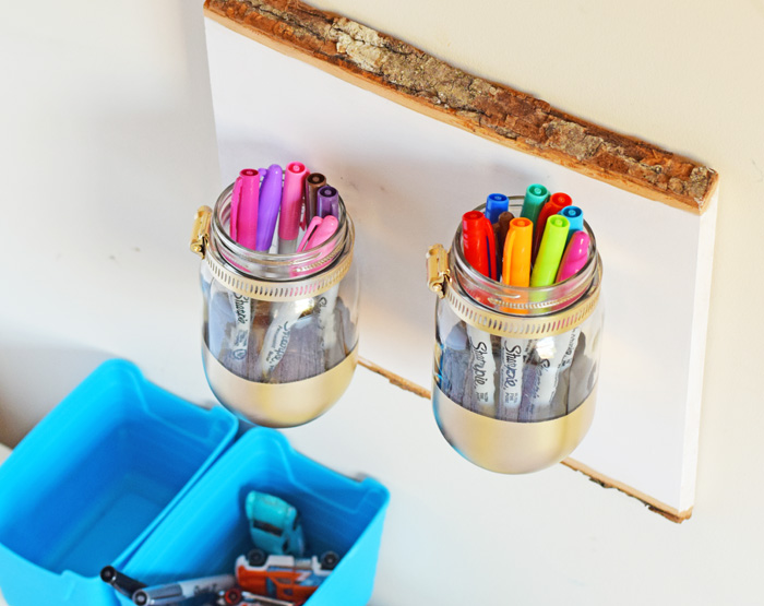 Mason Jar Holder Gifting Idea AD
