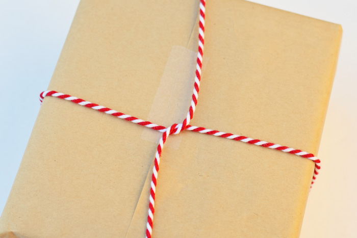 How to Wrap the Perfect Christmas Present AD