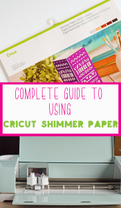 Complete Guide on How to Use Cricut Shimmer Paper in the Cricut Material Series