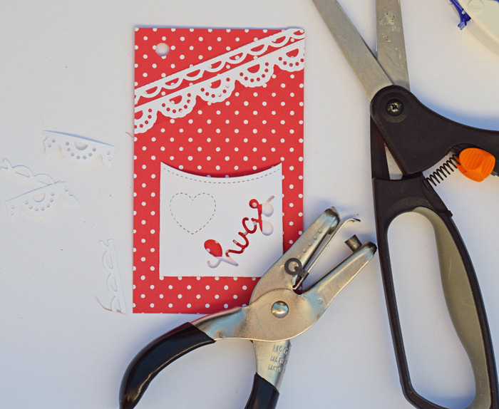 DIY Paper Gift Card Holder