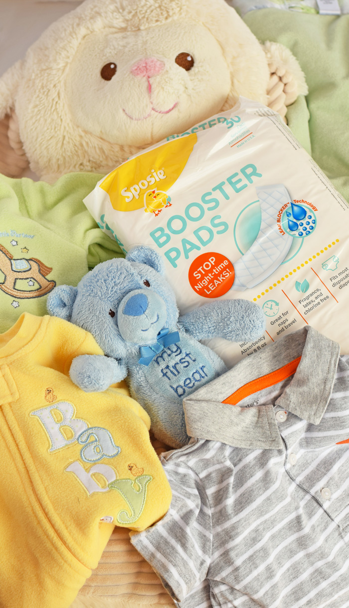 Sleep Tips from a Mom of Multiples AD