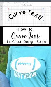How to Curve Text in the New Cricut Design Space