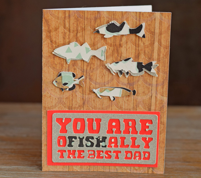 You Are O'fish'ally the Best Dad