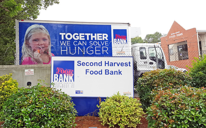 5 Things I've Learned from Volunteering at a Food Bank AD