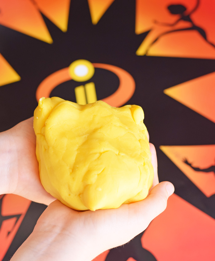 Incredibles 2 Inspired Play Dough + Movie Review
