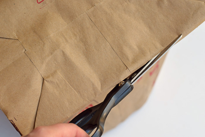 How to Make a Paper Bag Book Cover AD