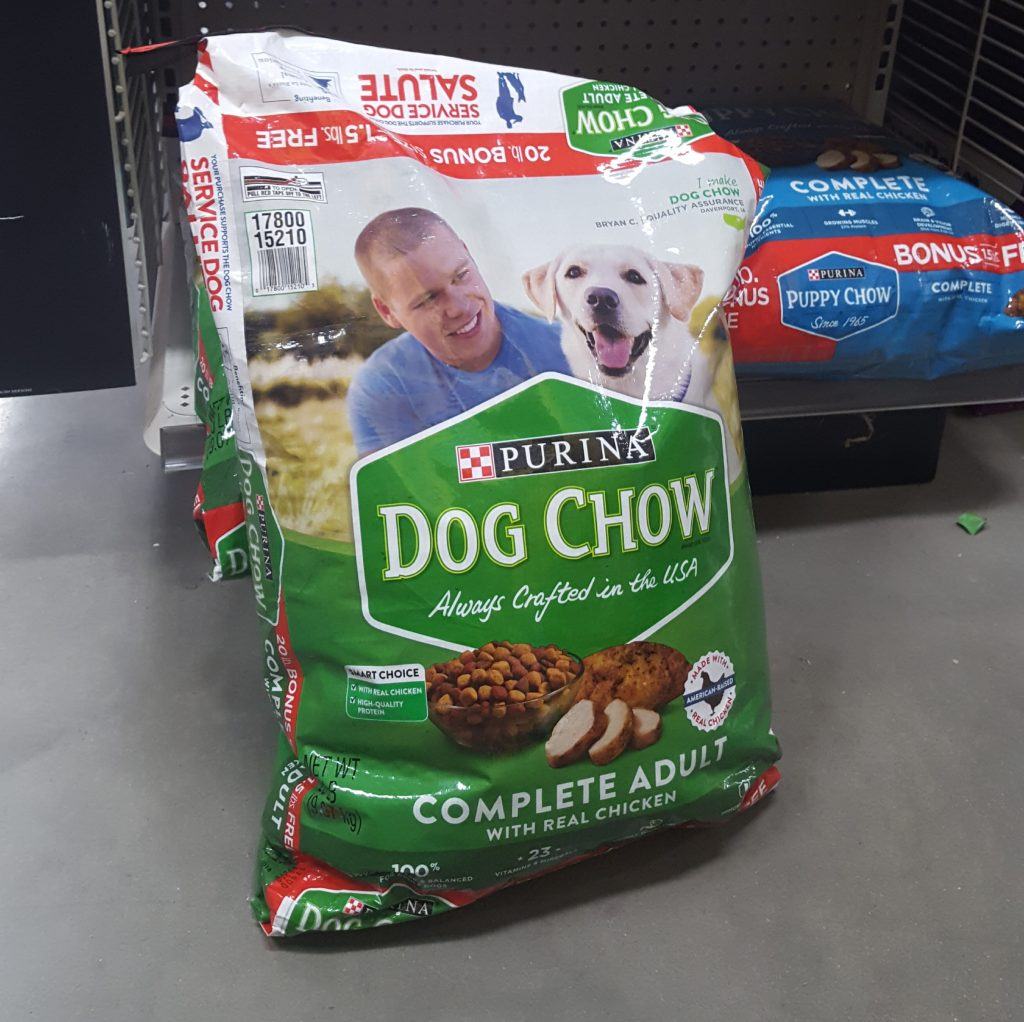 Purina Dog Chow at Dollar General AD