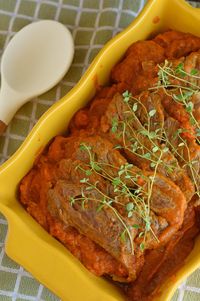 Slow Cooker Pumpkin Steak AD