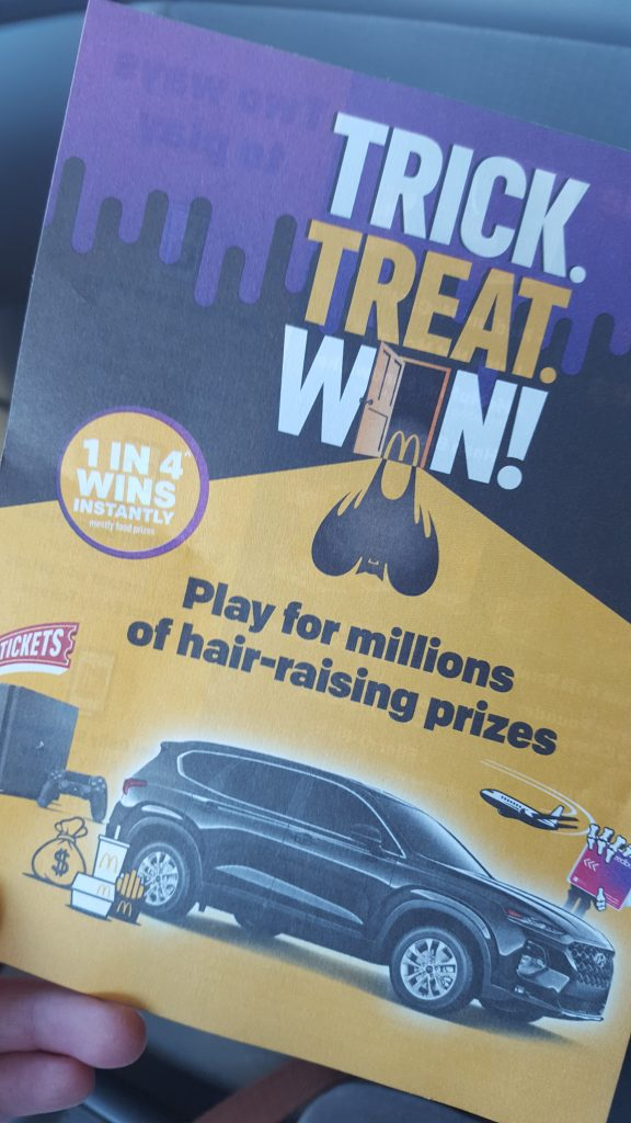 Trick.Treat.Win Prize Pack Giveaway! AD