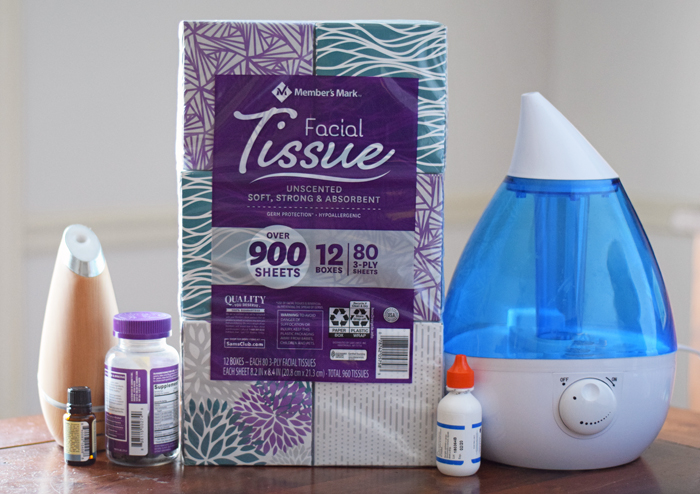 Items to Have on Hand for Cold and Flu Season