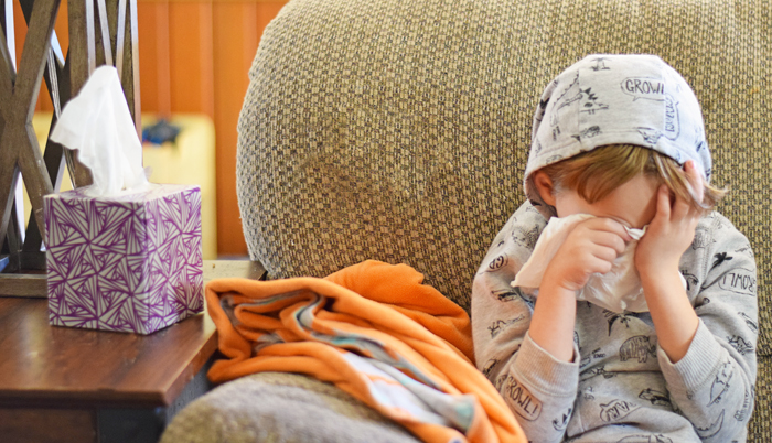 Items to Have on Hand for Cold and Flu Season AD