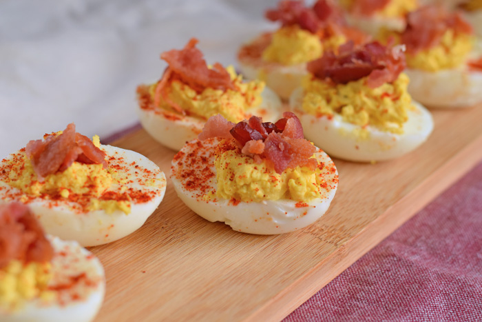 Best Deviled Eggs Recipe for Holiday Gatherings AD