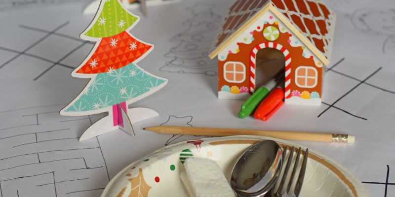 Creating a Kid Friendly Holiday Table