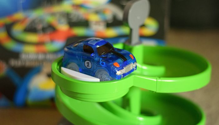 USA Toyz Snap N' Glow in the Dark Race Track Gift Idea & Giveaway!