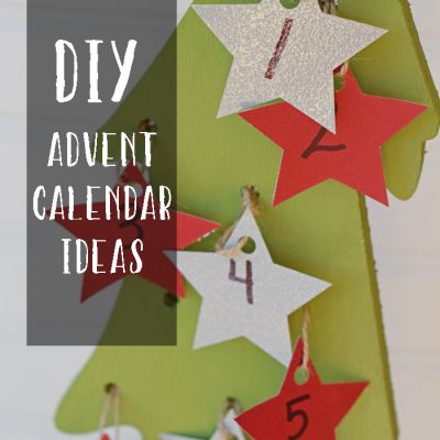 40+ DIY Advent Calendars