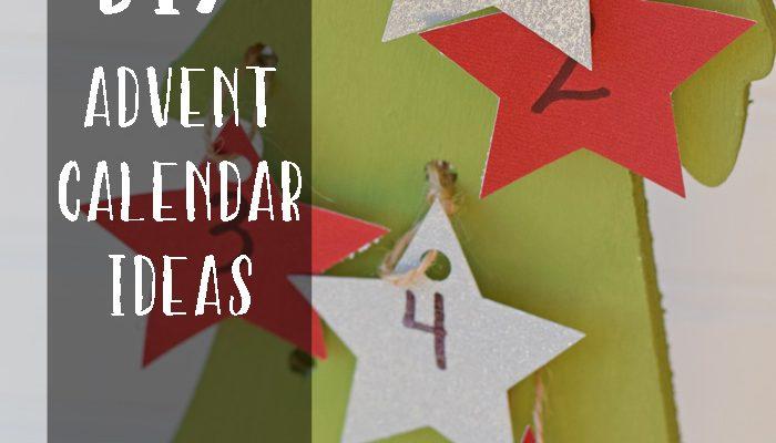 40+ DIY Advent Calendars