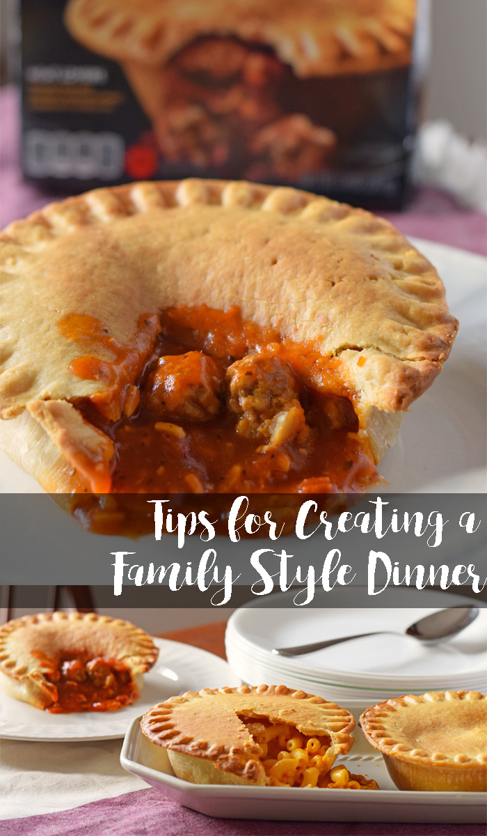 How to Prepare a Quick Family Style Dinner AD