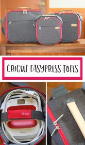 Keep the Cricut EasyPress Safe with the Cricut EasyPress Tote AD