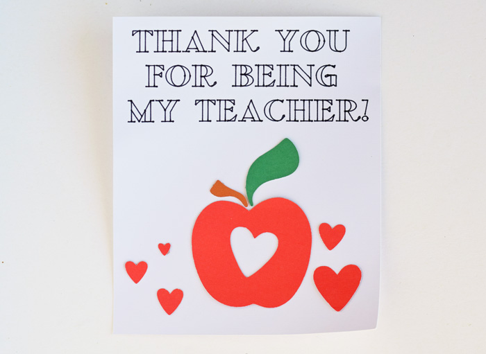 Colorable Teacher Appreciation Card AD