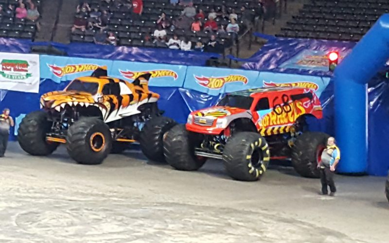 Tips for Attending a Monster Truck Show with Hot Wheels Monster Truck Live