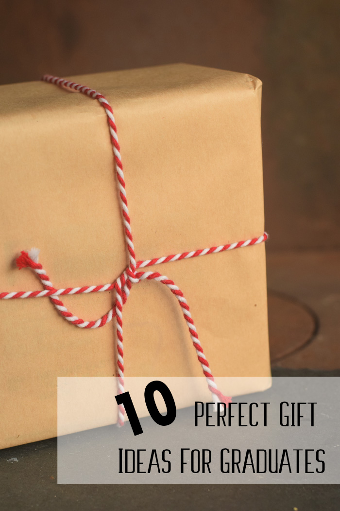 10 Perfect Gift Ideas for High School Graduates AD