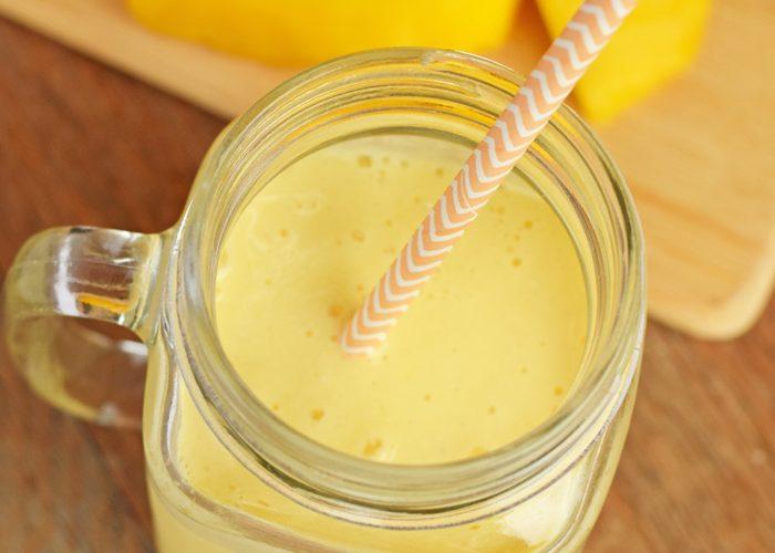 Kid-Friendly Honey Mango Smoothie