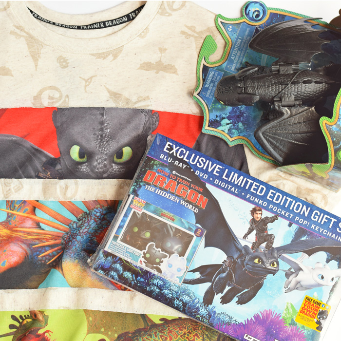 How to Train Your Dragon at Home Movie Night & Printable Tickets AD