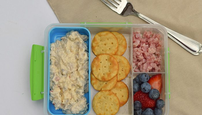 5 Easy Lunch Box Ideas for Adults AD