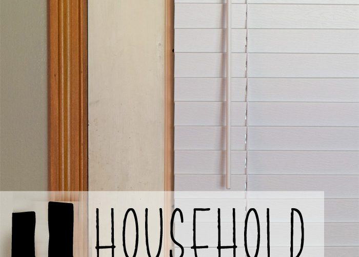 4 Household Hazards {for Homes with Kids}