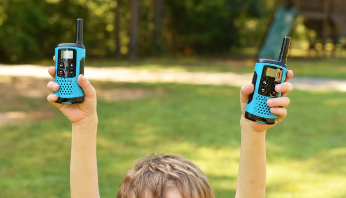 5 Walkie-Talkie Games for Kids