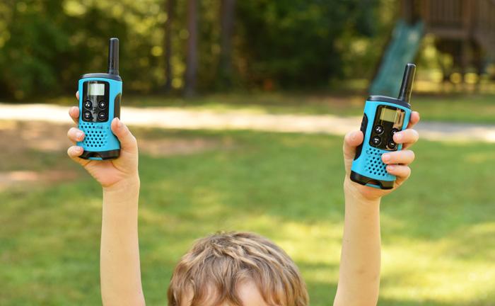 5 Walkie-Talkie Games for Kids AD