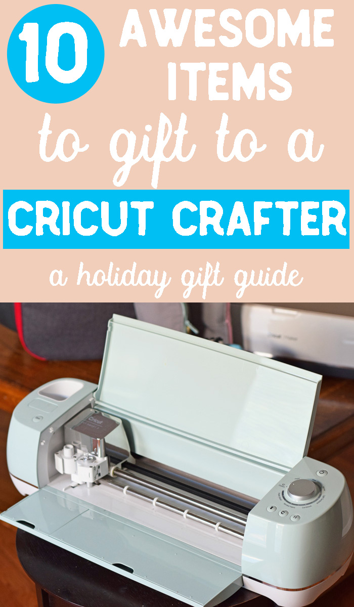 Cricut Holiday Gift Guide AD