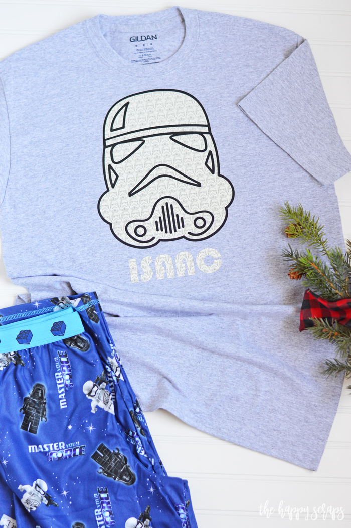 Personalized Star Wars Christmas Pajamas