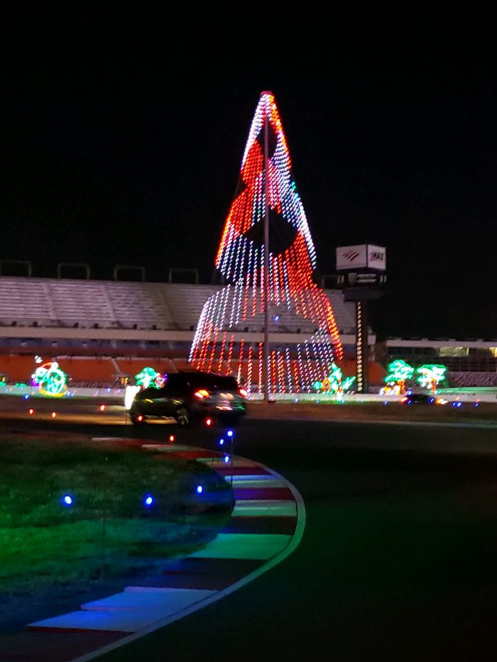 Speedway Christmas at Charlotte Motor Speedway